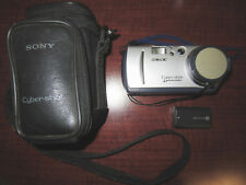 Sony Cybershot 2.1 Mega Pixels Camera With Carrying Case & 2 Batteries