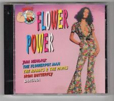(GY940) Various Artists, Flower Power - 1996 CD