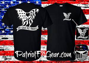 t-shirt,In God We Trust,One Nation Under God,We The People,Eagle,Faith,Hoodie