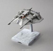 Snow Speeder Bandai Star Wars 1/48 Plastic Model Kit AUTHENTIC