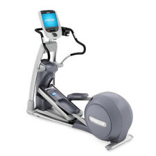 Precor EFX 883 Elliptical Cross Trainer with P80 - Factory Remanufactured