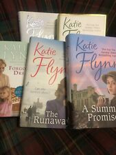 Katie Flynn Five Books Forgotten Dreams The Runaway In Time For Christmas Summer