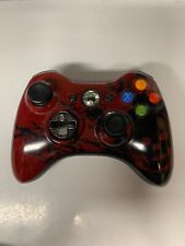 Microsoft xbox 360 wireless controller gears of war 3 limited edition