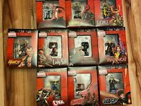 Set Of 10 Eaglemoss Classic Marvel Figurine Collection With Magazine The Wasp