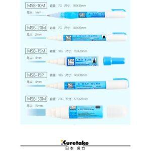 KURETAKE Zig MEMORY SYSTEM 2 WAY GLUE Photo-safe Acid Free Xylene Free Vary Tips