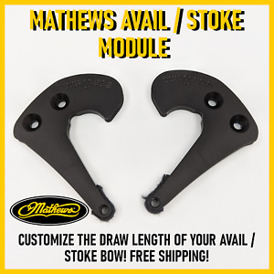 PAIR of Mathews Avail or Stoke or Prima Modules - Speed Mods (CCS) - 80% Let Off