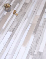 Egger Century Wood Grey White laminate Flooring Packs Click 15 Year Warranty AC3