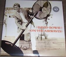 DAVID BOWIE On The Airwaves LP AOL Sessions NY+Parkinson Show London BBC UK 2003