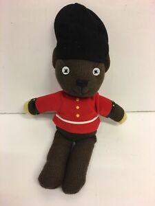 TY Mr. Bean Brown Teddy Bear Palace Guard Soft Toy Figure Animal Doll. RARE.