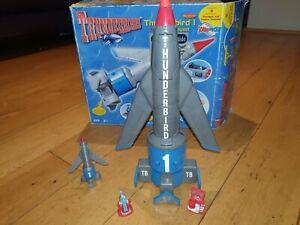 Thunderbird 1 - Carlton Supersize Action Rocket With Sounds & Box