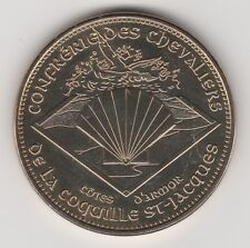 -- 2013 COIN TOKEN JETON MONNAIE DE PARIS -- 22 190 COQUILLE SAINT-JACQUES