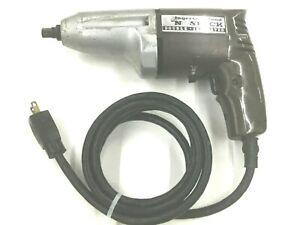 "INGERSOLL RAND NO-SHOCK 3/8"" dr ELECTRIC IMPACT WRENCH GUN, WS250"