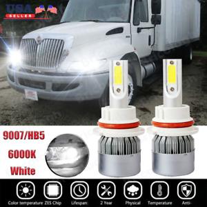 LED Headlamp Headlights Conversion Kit for International Durastar 4100 4200 4300