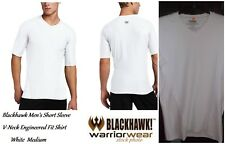 Blackhawk Warrior Wear Thermostatic V-Neck Engineered Fit Shirt Jersey knit ( M