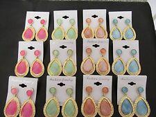 Job Lot of Ear Rings ( 12 pair )