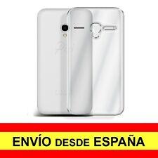 """Funda Silicona para ALCATEL PIXI 3 4.5"""" Carcasa Transparente ¡ESPAÑA! a2190"""
