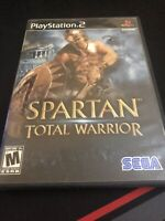 Spartan: Total Warrior - Playstation 2 Game USED