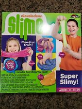 Nickelodeon CRA-Z-Art CRA-Z-Slime Super Slimey Set