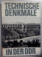 Technische Denkmale in der DDR GDR 1973
