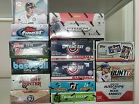 Junior Mystery Chase Baseball Packs Hobby Only 2020 Prizm/Finest and many more!!