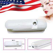 Protable Rechargeable Nano Mist Spray Handy Atomization Mister Facial Care USA