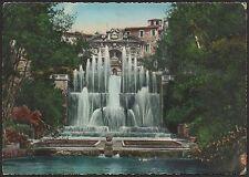 AD3405 Roma - Provincia - Tivoli - Villa d'Este - Fontana dell'Organo