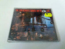 "A-HA ""THE SUN ALWAYS SHINES ON TV (LIVE)"" CD SINGLE 1 TRACKS PRECINTADO SEALED"