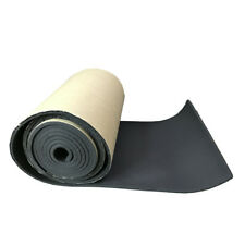 Lot2 Car Sound Proofing Deadening Insulation 10mm Closed Cell Foam 300X50cm WYS
