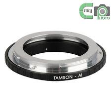 Tamron-Nikon Tamron Adaptall 2 Lens to Nikon DSLR AI Mount Adapter Ring D90 D700