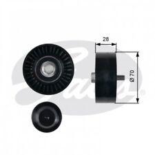 GATES Deflection/Guide Pulley, v-ribbed belt DriveAlign® T36430