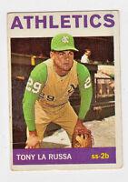 1964 Topps Tony LaRussa #244 Baseball Card