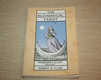 The Alchemical Tarot by Robert Michael Place and Rosemary Ellen Guiley (1995,...