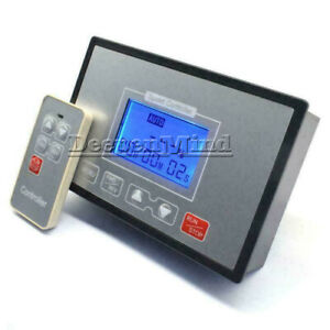 Digital LCD Display PWM DC Motor Speed Controller 60A Wireless Remote Control