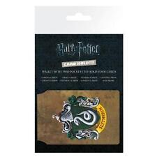 Harry Potter Travel Card Holder Wallet  Slytherin