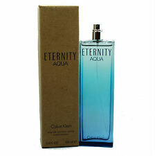 CALVIN KLEIN ETERNITY AQUA FOR WOMEN EAU DE PARFUM SPRAY 100 ML/3.4 FL.OZ. (T)
