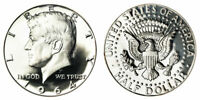 1964-Denver Minted Kennedy Half Dollar Brilliant Uncirculated - BU