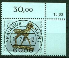 KBWZ Berlin 805 Eckrand gestempelt Vollstempel Frankfurt u.Gummierung Ecke 2