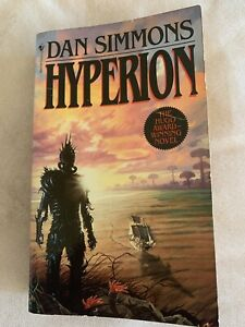 Hyperion by Dan Simmons (Paperback)