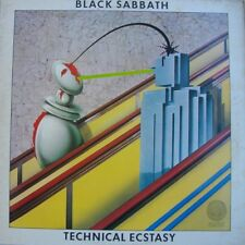 Black Sabbath LP 1976 Release Year Vinyl Records