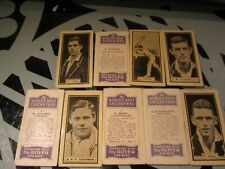 """THOMPSON"""" THE WORLDS BEST CRICKETERS [ THE ROVER] 1930 [ MAUVE] """" WITH #1[t]"""