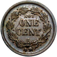 1863 Not One Cent Horter Patriotic Civil War Token