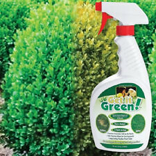 Get It Green Repairs Brown Spots on Shrubs, fix lawn and shrubs spots