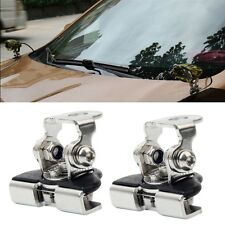 2 x Universal Auto LED Work Light Bar Mount Halterung Halter 304 Stainless Steel