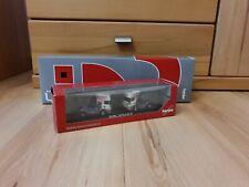 Selten: Spedition Joe Sharp - seltener 2er Modell Lkw Set 2 / 2 AIRBRUSH (Herpa)