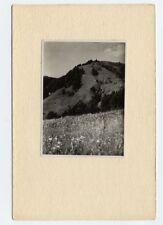 Foto 1930 Fraxern Österreich Vorarlberg Feldkirch - Rückseite beachten !