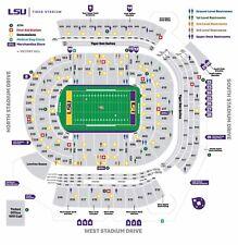 2 - LSU vs. Arkansas Football Tickets