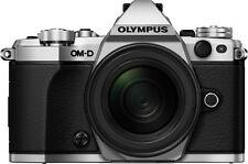 Olympus E-M5 Mark II Systemkamera 16,1 MP inkl. 12-50mm Objektiv  OVP