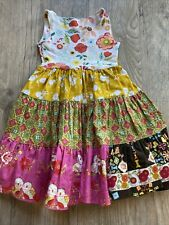 New listing Matilda Jane Platinum Miss Hermione Tiered Ballet Tank Dress Size 4