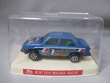 AH774 GUISVAL 1/64 SEAT MALAGA RALLYE #7 Ref 247 IN BOX