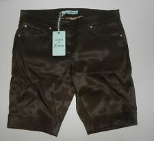 GUESS by MARCIANO Ladies ACETATE Womens SHORTS Size 44 - NEW RRP €130